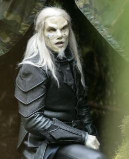 James as a wraith