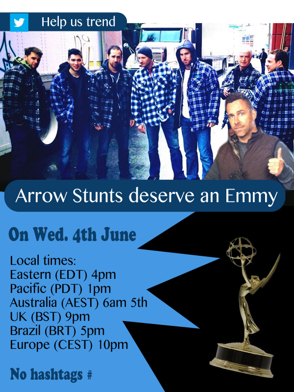 Emmy trend poster