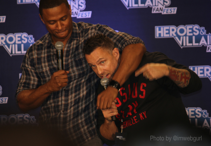 james bamford and david ramsey