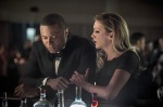 John Diggle and Laurel Lance