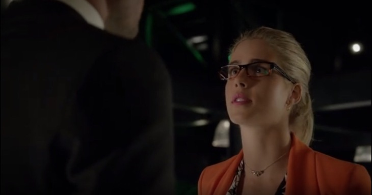 Felicity and Oliver