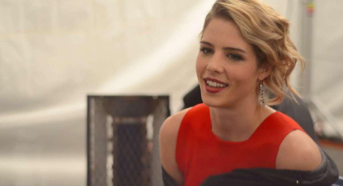 Emily Bett Rickards Names Her Favourite Directors